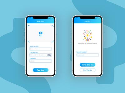 Checkout system prototype appdesign app wireframe ui typography ux design ux illustration design interface user center design designchallenge