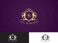 """Stellar Holdings"" Logo"