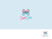 """Swapshoe"" Logo"