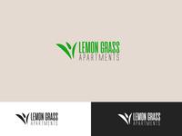 """Lemon Grass Apartment"" Logo"