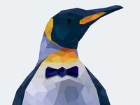 Formal King Penguin