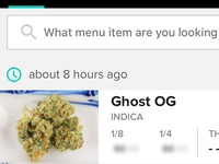 """Weedmaps iOS v7.6.0 """"Where's the Pricing?"""""""