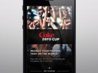 Coke Zero Cup Pitch