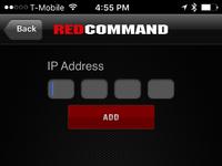 Redcommand addip