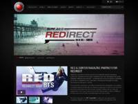 Redirect surf