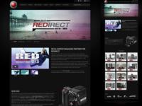 REDIRECT SURF - RED + Surfer Magazine