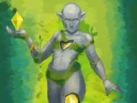 Rock elf