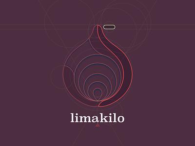 Hi Dribbble! ui code4nation limakilo onion shallot logo