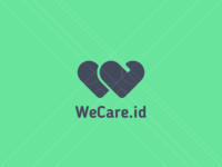 Logo for WeCare.id