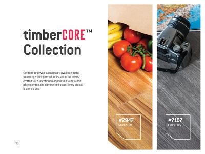 Lucida design graphic home interior house vegetables wood flooring branding identity layout brochure