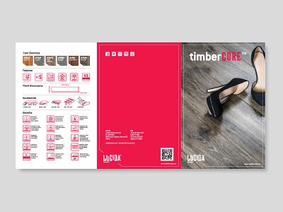 Lucida wood photography parkett layout laminate interior infographic illustration home flooring brochure