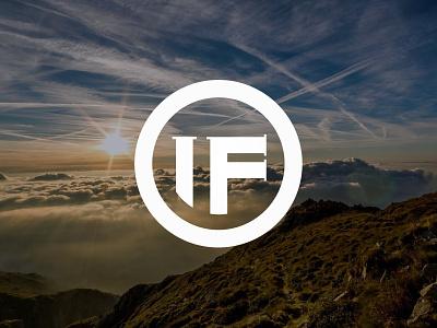 INTERNATIONAL FINTECH online banking financial identity startup hi-tech fintech circle typography symbol icon branding logo