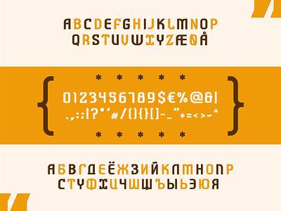 Kalofer Bold Display type typedesign typeface. lettering typeface designer typeface typeface design fonts font font designer font family font design typography vector flat design