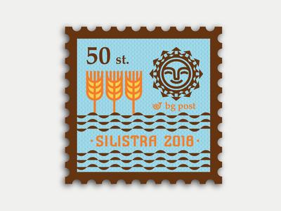 Silistra stamp