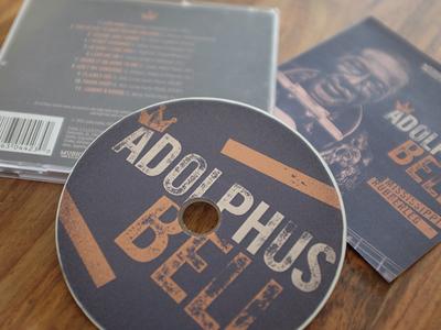 Finished CD Artwork