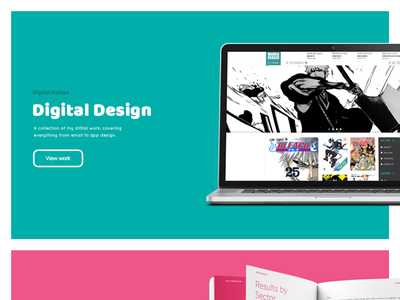 Portfolio update [WIP] personal ui website portfolio brand clean simple digital web design wip