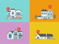 Haus Illustrations
