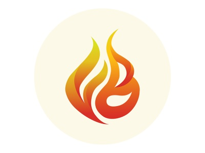 Fire Logo (F & B letter) b letter f letter logo concept creative thinking logo design f and b letter logo fire logo