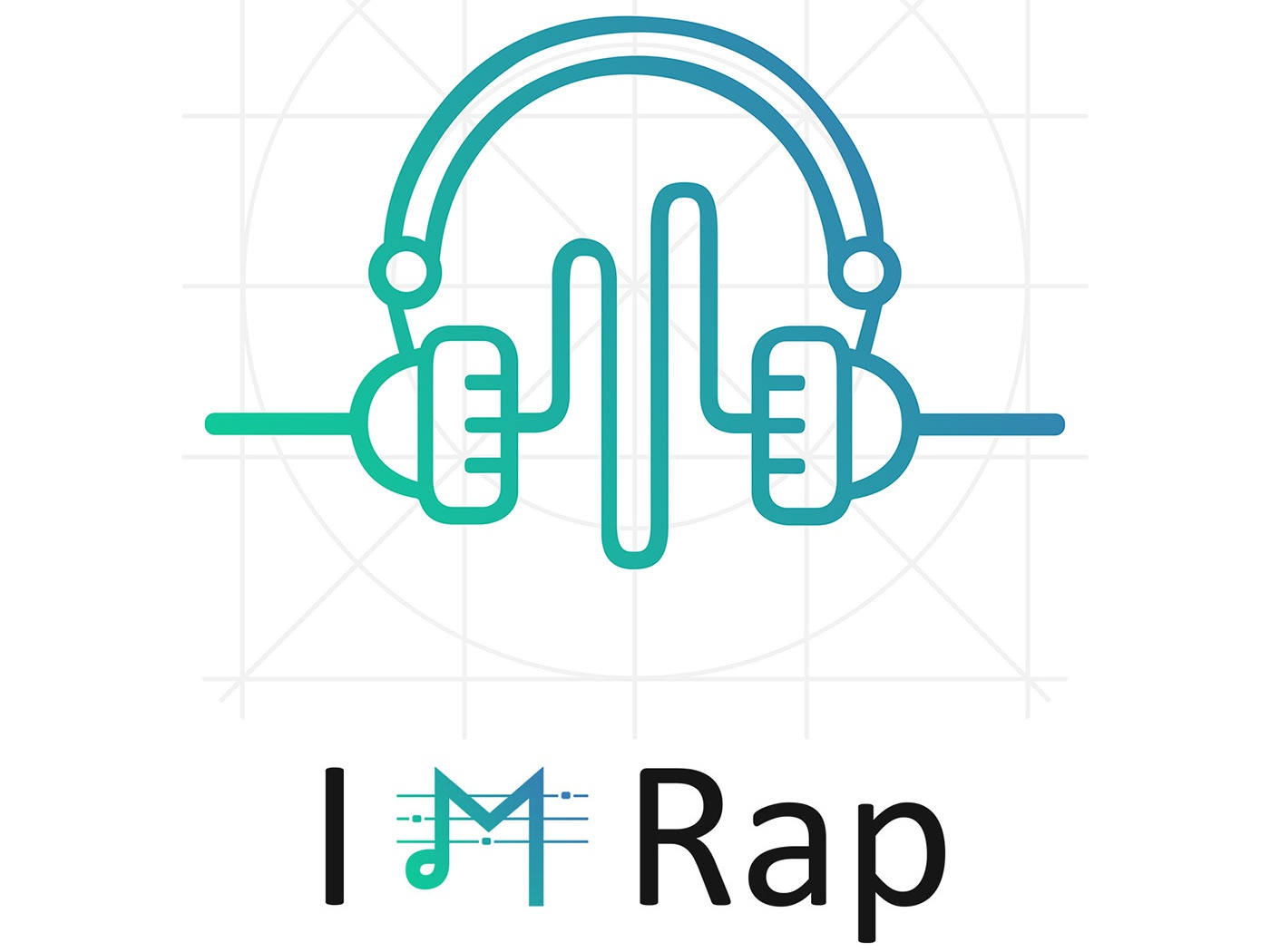 Logo Design (Music) logo concept equalizer m letter music headphone music  recording design creative thinking