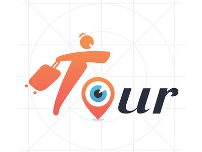 Tour Logo Design