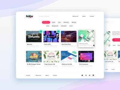 Habu Design Resources