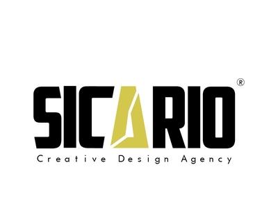 agency logo concept (SICARIO)