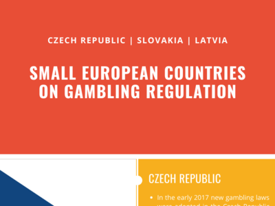 Small European Countries Regulating Gambling infographic europe casino gambling