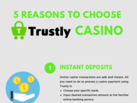 5 Reasons To Choose Trustly Casino