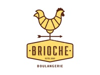 Brioche Boulangerie Logo