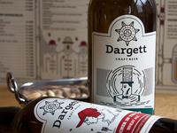 Dargett Craft Brewery Branding