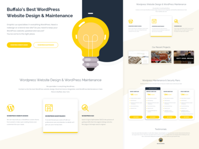 Web Design Agency Site