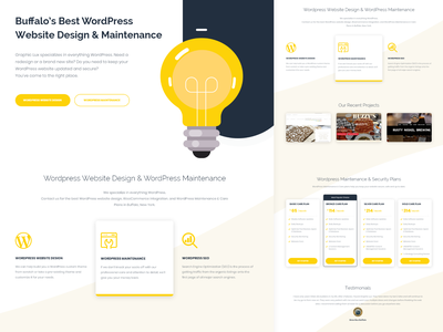 Web Design Agency Site pricing table wordpress company portfolio creative webdesign agency