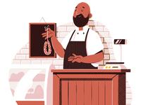 Butcher - for Farmdrop