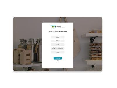 Shopping website website shopping typography green illustration app design ui ux