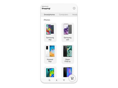 shopping app shopping app shopping app typography illustration tunisia mobile app app design mobile design ux design ui