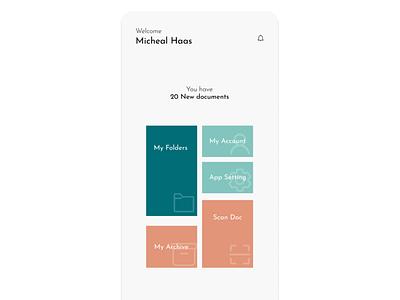 administrative app administration app illustration app design mobile app mobile design ux ui design