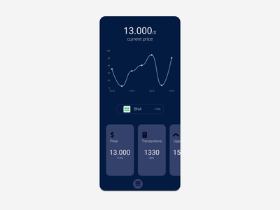 stock market app blue tunisia illustration app design mobile design ux ui design trading app trading mobile app stock market