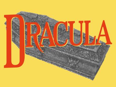 Dracula Podcast - Stalwart album art dracula fiction podcast artwork