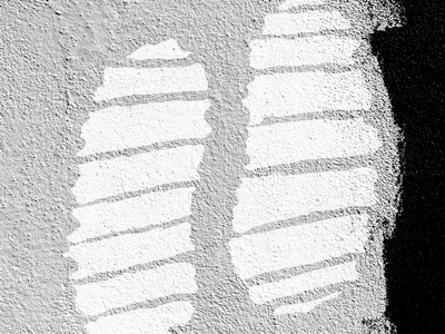 Best Foot Back – Acoustic Album Art album cover paint hand-drawn cover music
