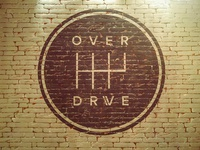 Overdrive - Car Enthusiasts Club Branding