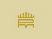 PM monogram + Throne + Crown