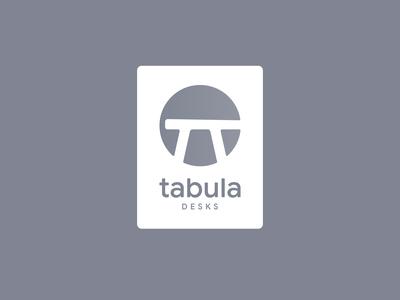 π tabula desks logo
