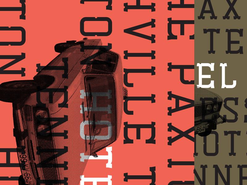 New Font - WIP vintage font design type design creative market branding retro type typography vector design