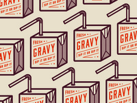 Gravy Illustration