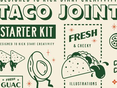 Taco Joint Starter Kit
