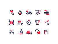 Icons illustration vector icon
