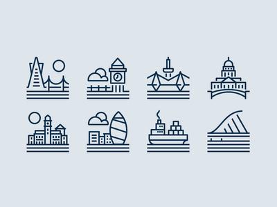 Hackathon Cities