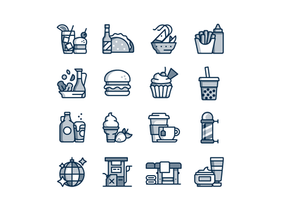 Category Icons vector illustration icon