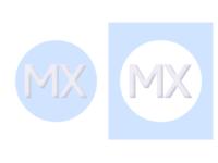 MX branding design ui