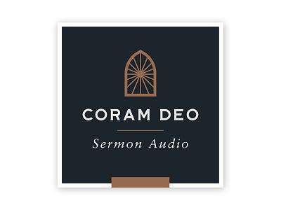 Sermon Podcast podcast sermon branding logo handlettering design lettering handlettered typography illustration